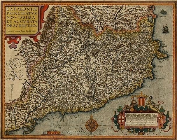 old-catalan-map