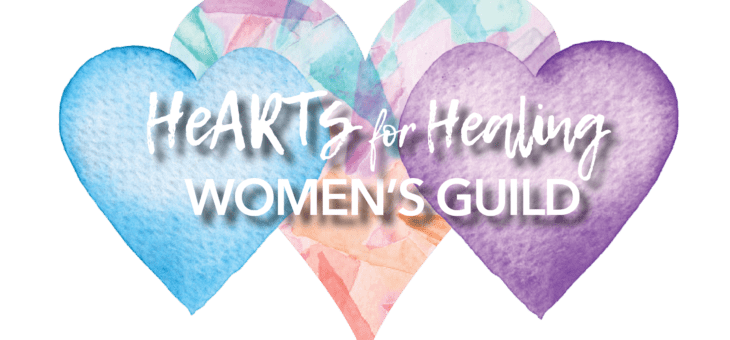 HeARTs for Healing Women's Guild grows by 1/3