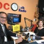 Laurie Zagon on OC Talk Radio