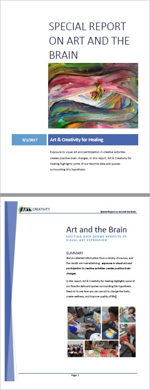 Special Report on Art & the Brain