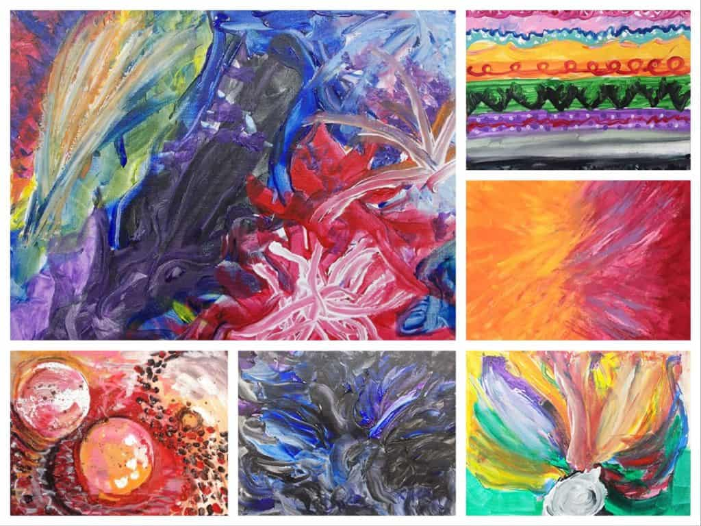 art4healing creations collage