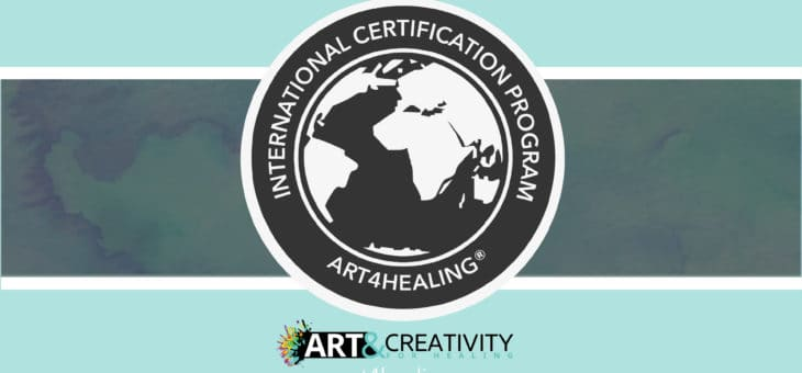 Check out the creations! Art4Healing® International Certification