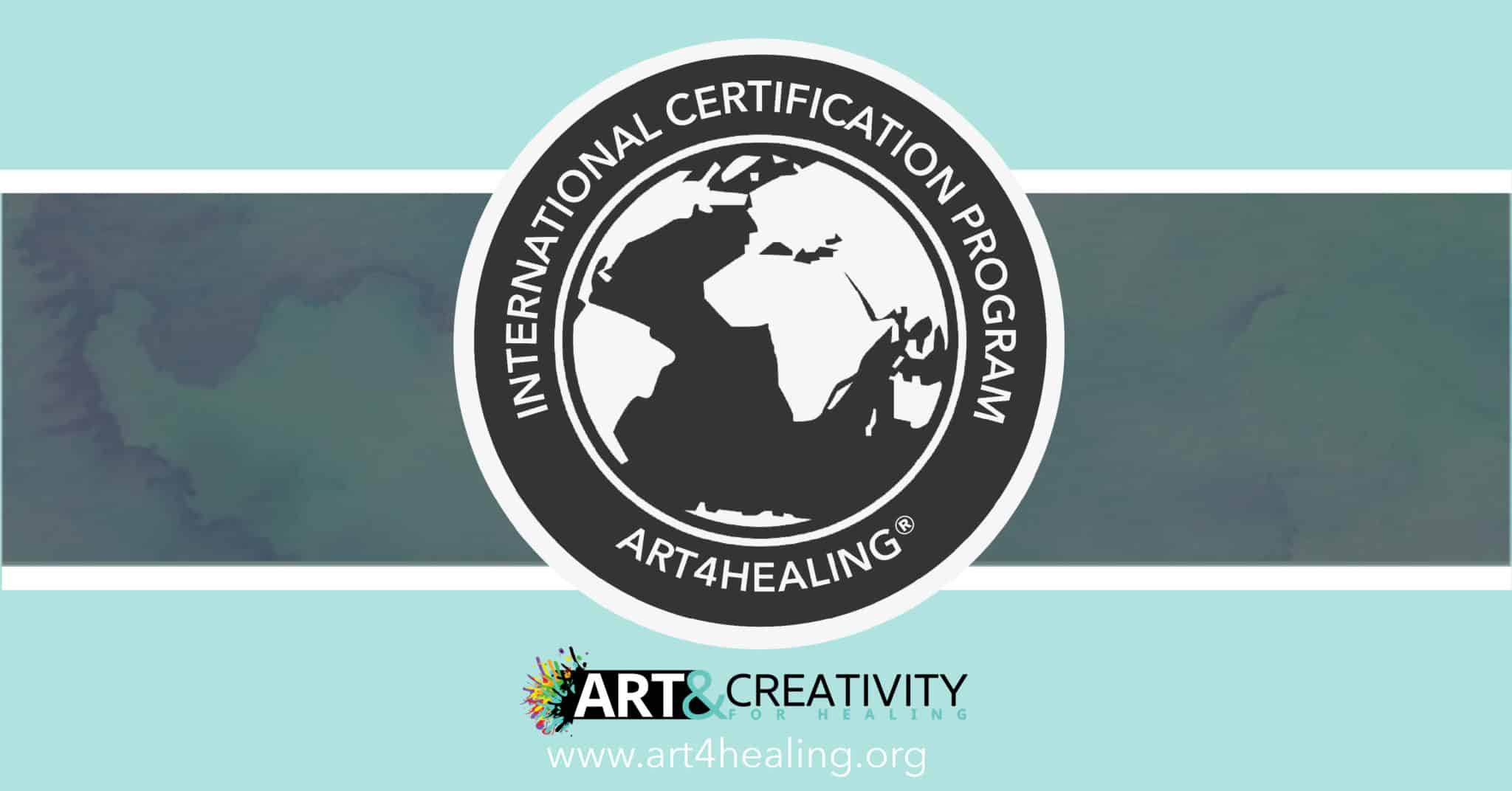 international certification banner
