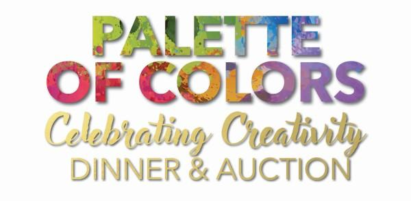 Palette of Colors Dinner and Auction