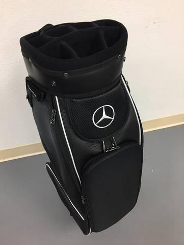 silent auction golf bag