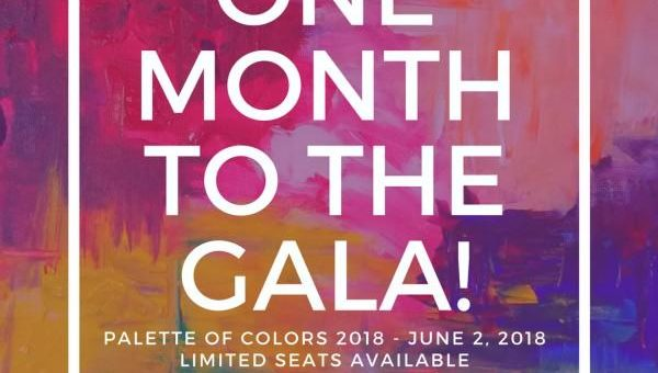 One month to the Gala – check out these Live Auction Packages!