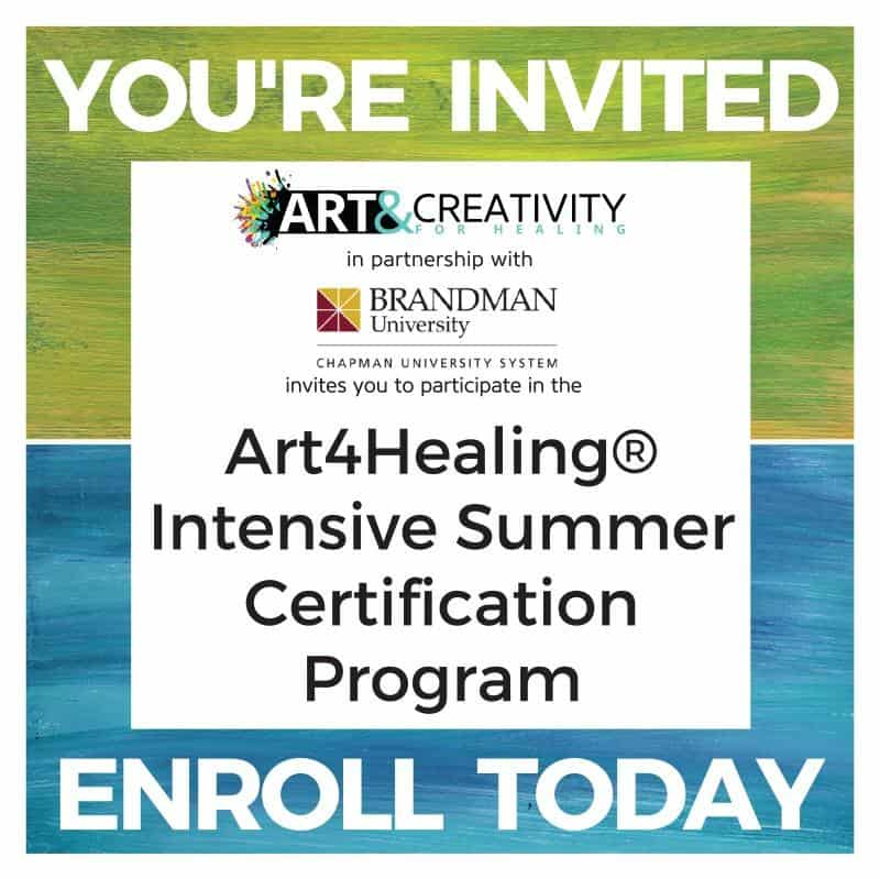 art4healing brandman certification