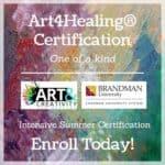 art4healing brandman summer certification