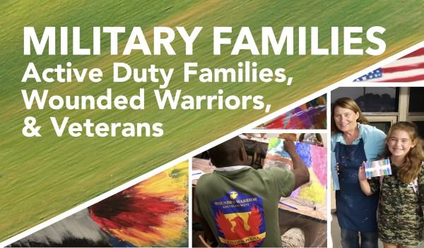 military wounded warriors and families program