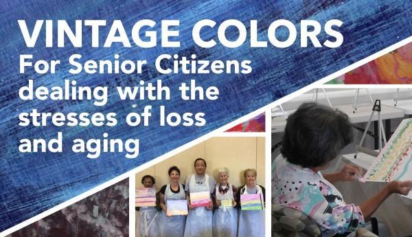 vintage colors senior program